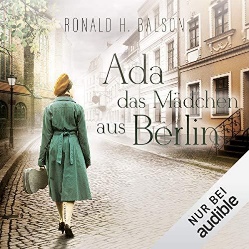 Ada, das Mädchen aus Berlin Titelbild
