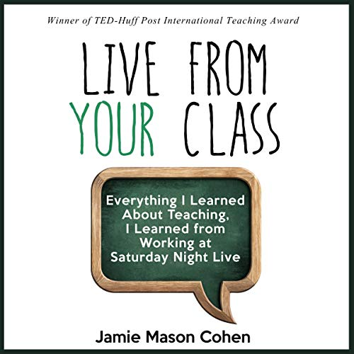 Couverture de Live from Your Class