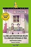 La chica que coleccionaba sellos y el chico que esperaba un tren (LITERATURA INFANTIL - El Duende Verde nº 221)