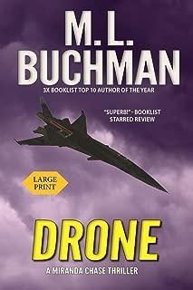Drone: Large Print (Miranda Chase Ntsb)