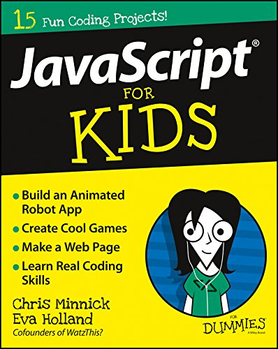 JavaScript For Kids For Dummies (English Edition)