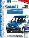 Renault Kangoo: 2001 bis 2005