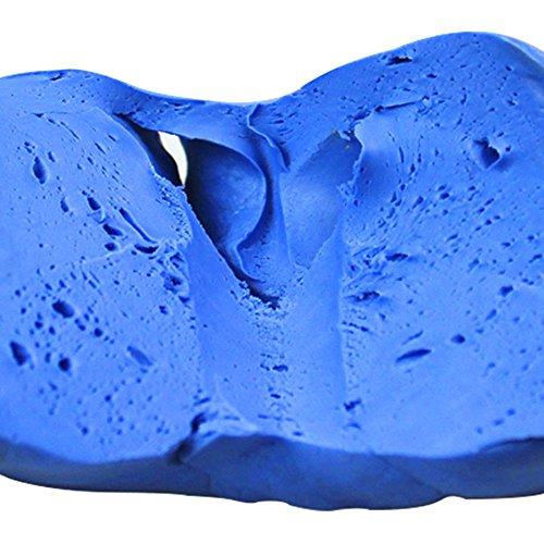 Fengge Voiture camion automobile auto auto détaillant régulier ciment argile bar (Bleu)