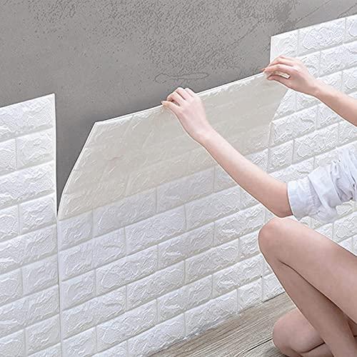 Pegatinas De Azulejos De Mosaico 3d Calcomanías De Azulejos De Baño Pegatinas Backsplash Backsplash Cocina Tile Wallpaper Tile Wall Pegatinas Vinyl Azulejos Peel And St(Size:10pcs,Color:Thickness:4mm)