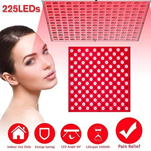Puzzle Professionelle 45W Infrarotlampe 225LEDs Infrarotlicht Therapie-Panel Für Die Hautgesundheit Schmerzbehandlung Lampe Physiotherapie Instrument Massage