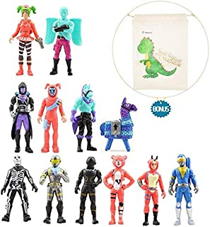 Vercico Game Play Figures Figures Set Characters Model Decoration Funny Toys and Gift for Children (12pc A)