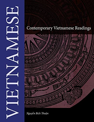 Compare Textbook Prices for Contemporary Vietnamese Readings Southeast Asian Language Text 1 Edition ISBN 9780875806617 by Thuan, Nguyen Bich