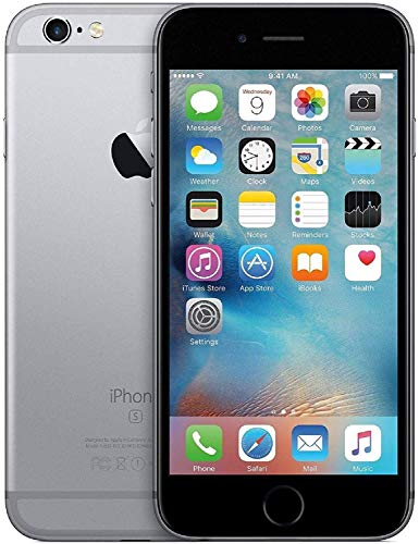 Apple iPhone 6s 64 GB UK SIM-Free Smartphone - Space Grey (Generalüberholt)