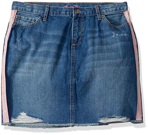 Girls Jean Skirt - 6