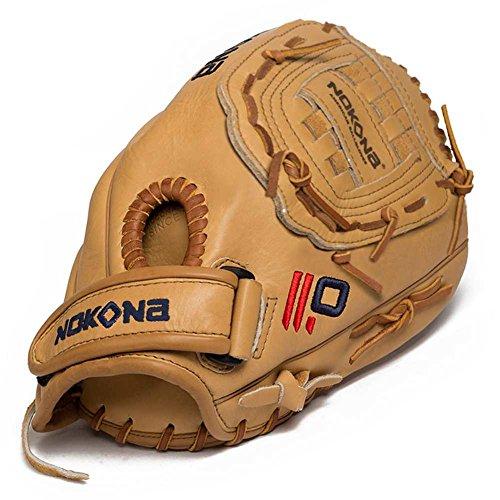 NOKONA Legend Pro Fastpitch Softball Glove 12' Closed Web L-V1200C/L