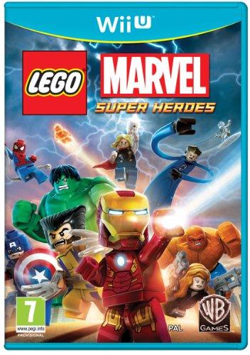 LEGO Marvel Super Heroes (Nintendo Wii U) - [Edizione: Regno Unito]