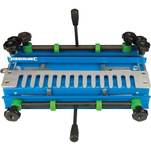 Silverline 633936 Zinkenfräsgerät, 300 mm 300 mm Breitenkapazität