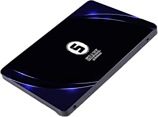 "SSD SATA 2.5"" 64GB Shark Internal Solid State Drive High Performance Hard Drive Desktop Laptop SATA III 6Gb/s Includes SSD..."