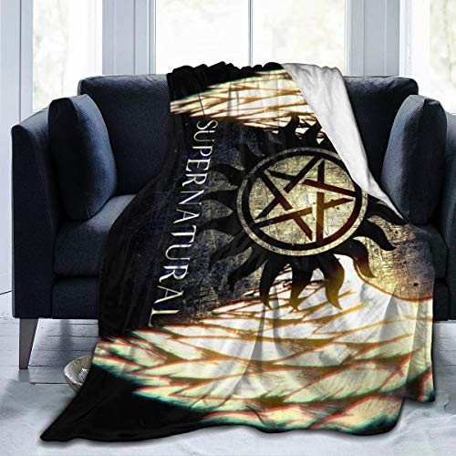 supernatural merchandise blanket - 5