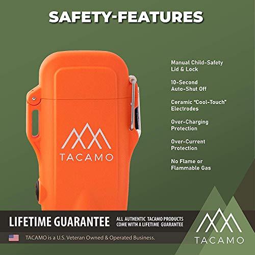 TACAMO Dual-Head Flameless Lighter