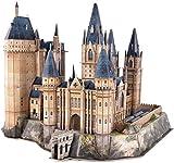 3D Puzzle Castillo De Hogwarts, El Castillo De Harry Potter DesHarry Potter 3D Puzzle Hogwarts Astronomy Tower - Modelo De Construcción De Hogwarts Y Kit De Construcción Regalos para Adultos Y Niños