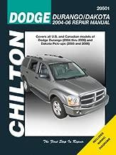 Dodge Durango 2004-06 & Dakota Pick-UPs 2005-06 (Chilton's Total Car Care Repair Manual)