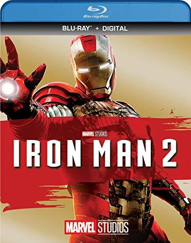 iron man 1 blu ray - 2
