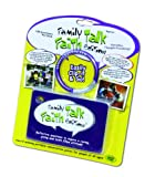 Family Talk Faith Edition by Around the Table Games - Portable, Meaningful Conversation Starters