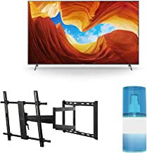 """Sony XBR-85X900H 85"""" 4K Ultra High Definition HDR Full Array LED Smart TV with a Walts TV Large/Extra Large Full Motion Mo..."""