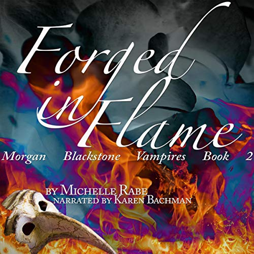 Forged in Flame  By  cover art