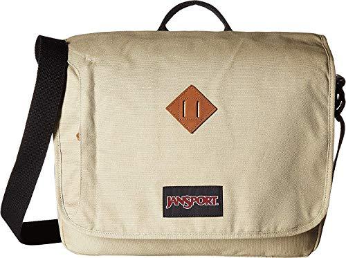 JanSport Unisex Crosstalk Messenger Desert Beige One Size