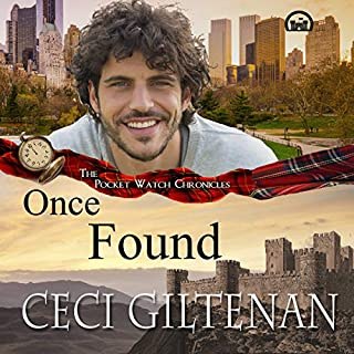 Once Found audiobook cover art