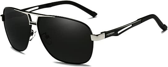 AORON Polarisierte Herren Sonnenbrille Polarisierte Outdoor Sportbrille 100% UV400 Schutz Fahren Sonnenbrille