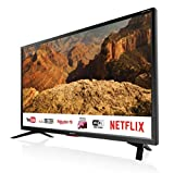 "Sharp Aquos Smart TV 32"" HD, suono Harman Kardon, SAT, WiFI, Youtube, Netflix,..."