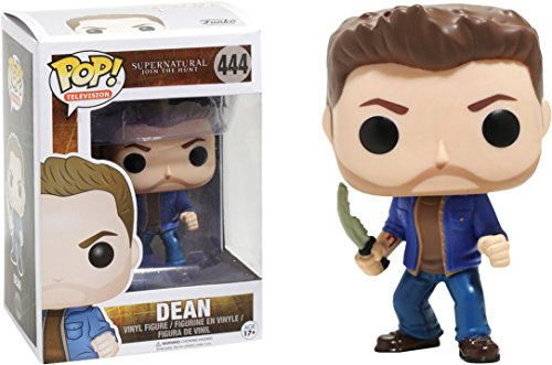 Funko 12390 – Supernatural Dean mit Messer