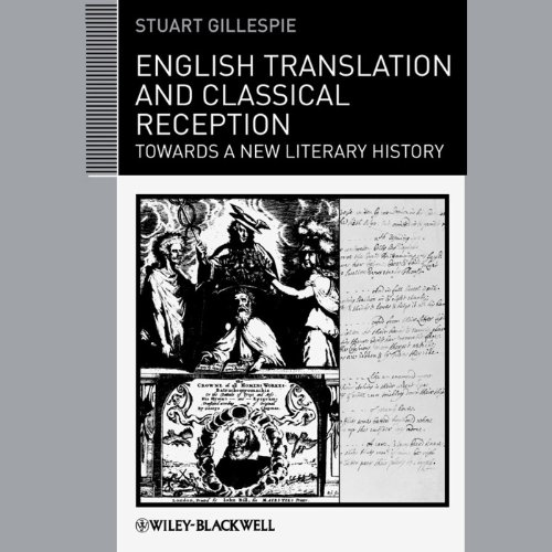 English Translation and Classical Reception audiobook cover art