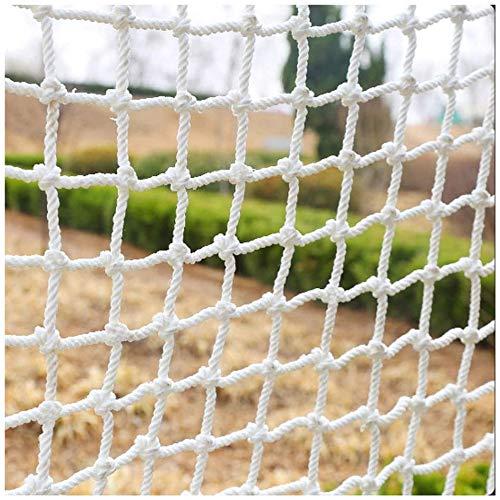 Indoor klimnet voor kinderen speeltuin, klimrekken buiten de bescherming van kinderen netwerk klimnet Heavy Duty,4 * 5m