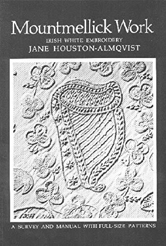 Fantastic Prices! Mountmellick Work: Irish White Embroidery