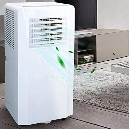 Bakaji Climatizzatore da Terra 7000 BTU Condizionatore Classe Energetica A Gas Risparmio Energetico 3in1 con Telecomando