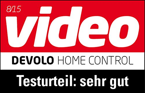 devolo Home Control Bewegungsmelder (Smart Home Infrarot Sensor, Helligkeits- & Temperatursensor, Z-Wave Hausautomation, Haussteuerung per iOS/Android App) weiß - 5