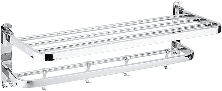 TCTCXQG Stainless Steel Towel Rack Quality inspection Wall-Mounted Rails 2 La Oakland Mall