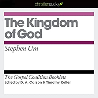 The Kingdom of God audiobook cover art