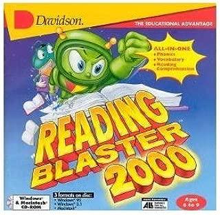 reading blaster 2000