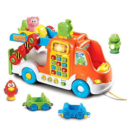 VTech Pull & Learn Car Carrier...
