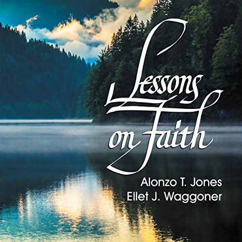 Lessons on Faith audiobook cover art