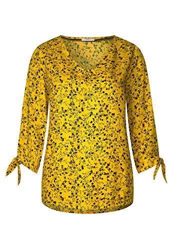 Cecil Damen 341634 Bluse, Ceylon Yellow, Medium (Herstellergröße:M)
