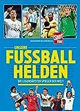 Unsere Fußballhelden: Die legendärsten Spieler der Welt