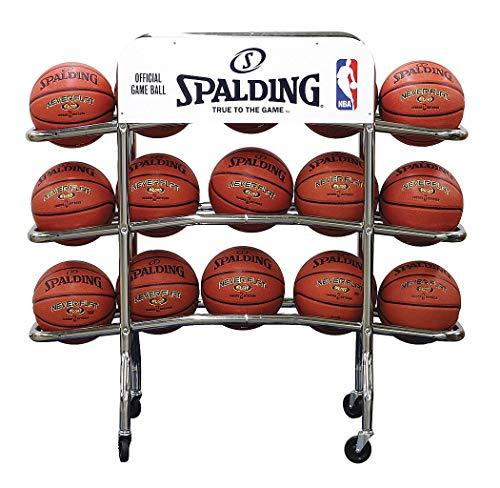 Spalding Replica Pro Basketball Rack