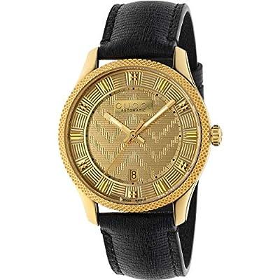 Gucci Mens Watch Automatic Eryx, 40 mm YA126340