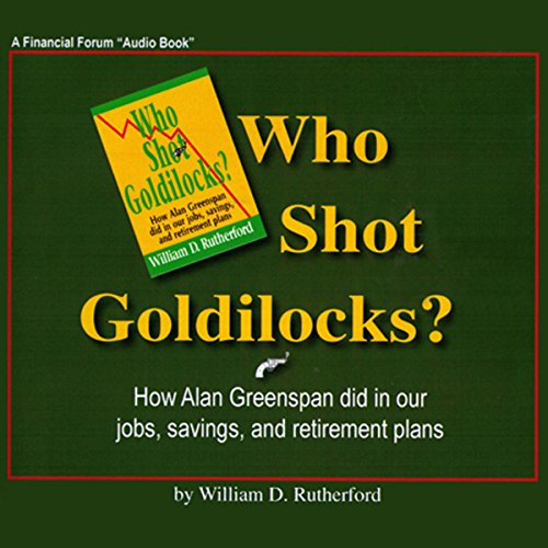 Who Shot Goldilocks? cover art