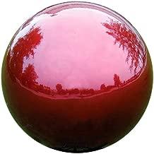 Best 12 red gazing ball Reviews
