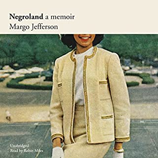 Negroland audiobook cover art