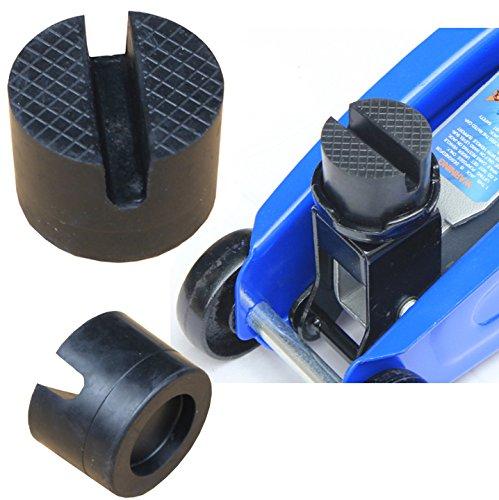 ICTRONIX 50x37mm Nut & Waffel Gummiauflage Für Hebebühne Wagenheber