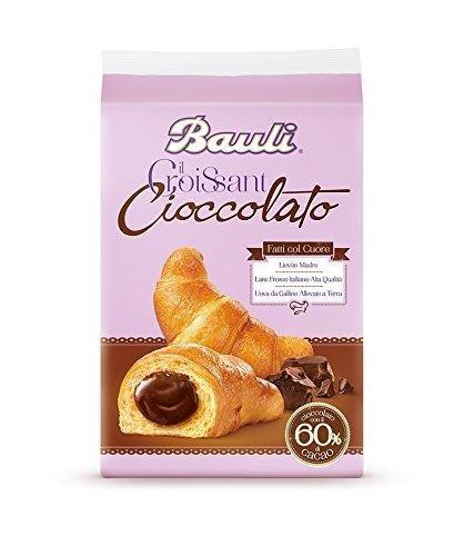 Bauli Croissant Cioccolato - Pacco da 12 X 300 Gr