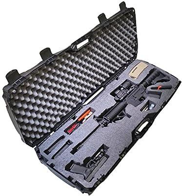 Case Club Pre-Cut AR15 Rifle Carrying Case